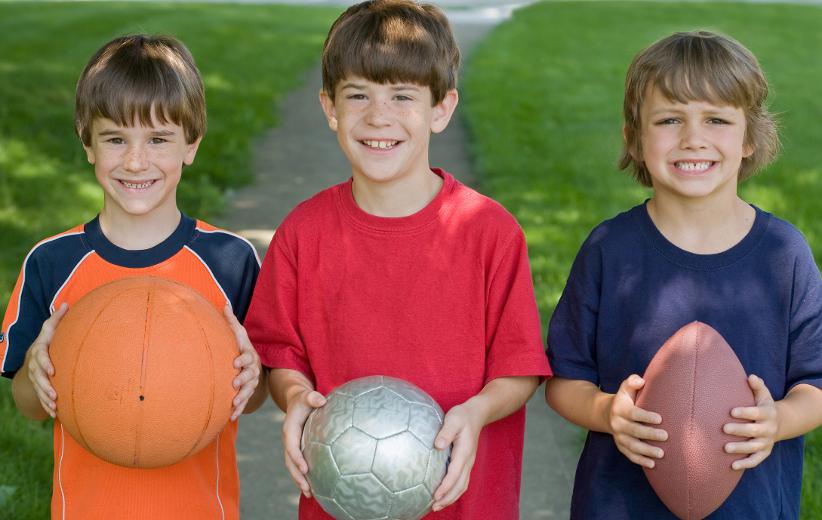 Возраст ребёнка для спорт школ