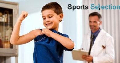 Здоровье детей. Готов ли ребёнок к спорту