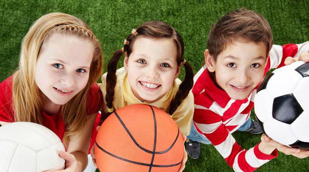 Каким спортом заняться ребёнку. В каком возрасте берут в секции