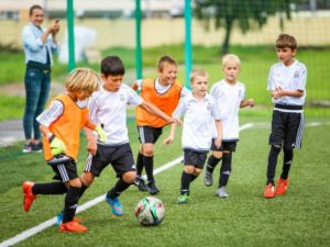 Спортивные секции для детей 8 лет