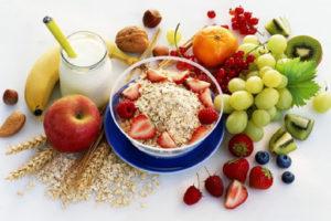 Какая должна быть диета для сгона веса