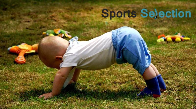 Развитие координации движений, для детей 1 - 3 года. Упражнения и игры