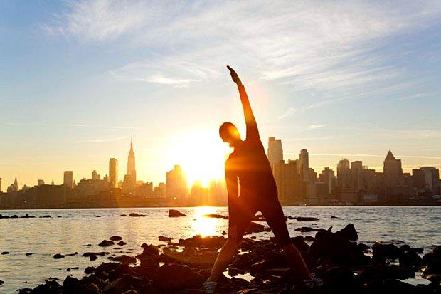 Зарядка по утрам. Основа здорового образа жизни